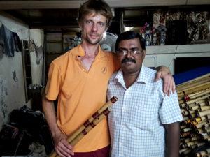 Flutemaker Kantibhai Patel