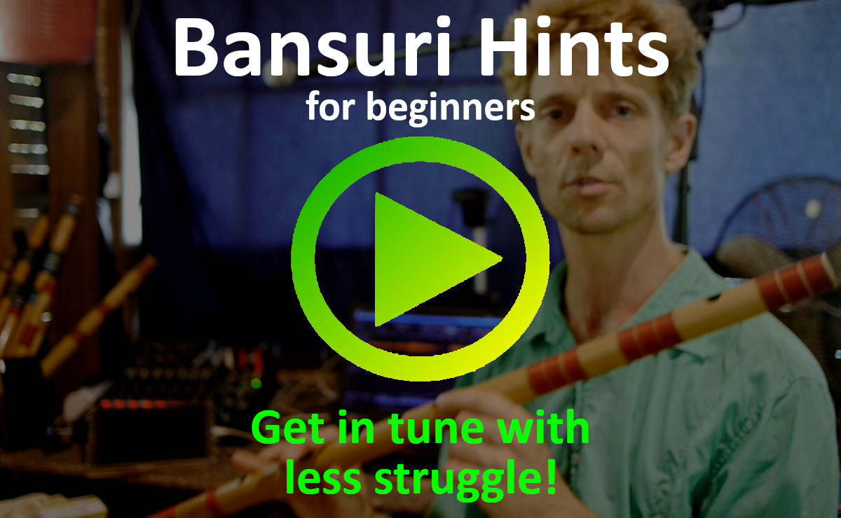 Bansuri Hints for Beginners: Get in tune with less struggle!