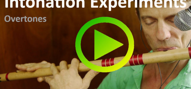 Intonation Experiments with Overtones