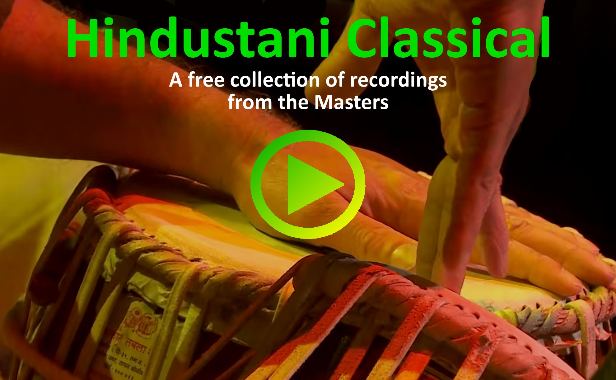 Hindustani Classical - free collection