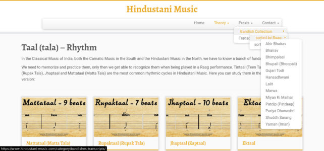 Hindustani Music, North Indian Classical