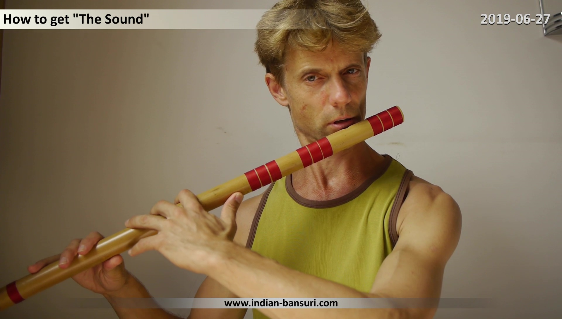 VIDEO LESSON: How to get the Sound